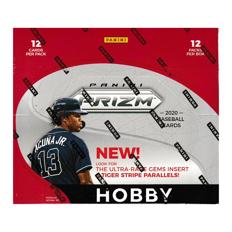 2020 Panini Prizm Baseball 6/17入荷!