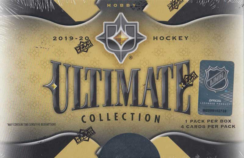 NHL 2019-20 Upper Deck Ultimate Collection 価格はASK  8/20入荷