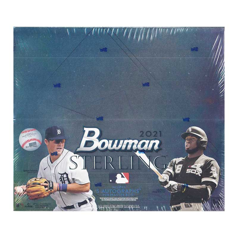 MLB 2021 Bowman Sterling Baseball 9/29入荷!