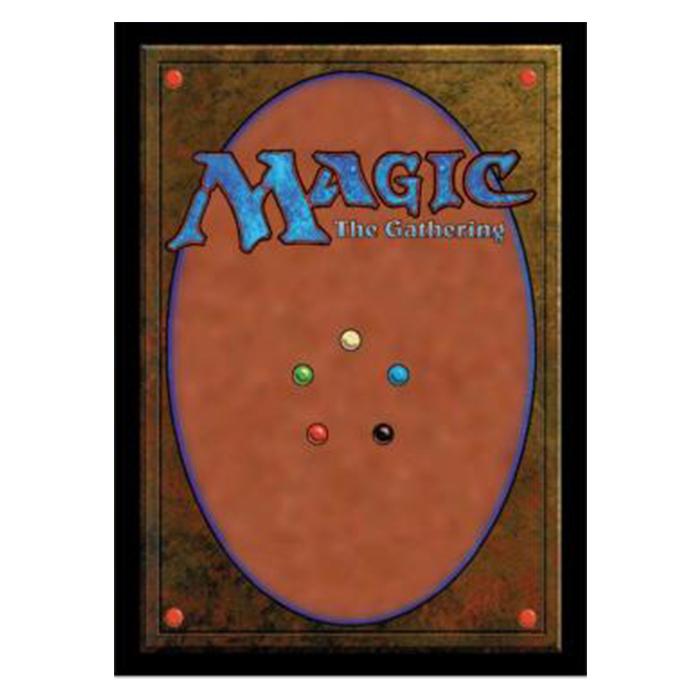Ultra Pro (ウルトラプロ) MTG マジック・ザ・ギャザリング スタンダード デッキプロテクター スリーブ クラシックカードバック (#86954) / Classic Card Back Standard Deck Protector sleeves 100ct for Magic