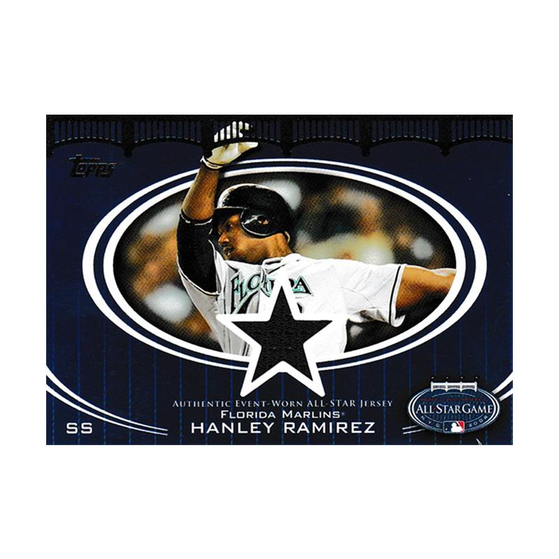 ハンリー・ラミレス 2008 Topps Update All-Star Stitches / Hanley Ramirez