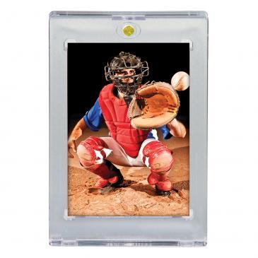 ミニカード用(通常サイズカードには使用できません) 35PT UVワンタッチマグネットホルダー 1mm厚 #85396 ウルトラプロ (Ultra Pro)  | Mini Card UV One-Touch Magnetic Holder