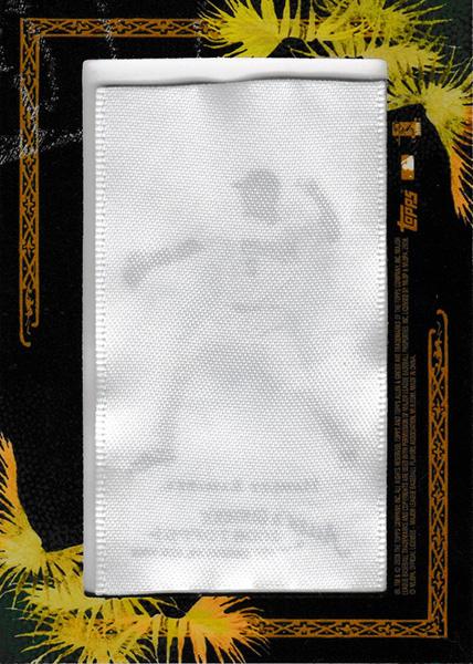 ハンリー・ラミレス 2008 Topps Allen & Ginter Framed Silk 07/10 Hanley Ramirez
