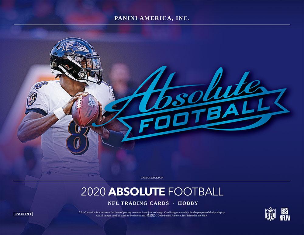 NFL 2020 Panini Absolute Football 10/7入荷