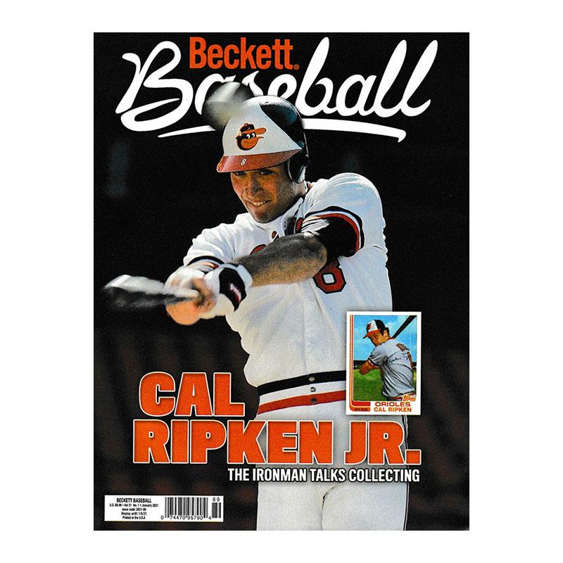 【MLBベケット】 MLB Beckett Plus #178 2021年 1月号 11/24入荷