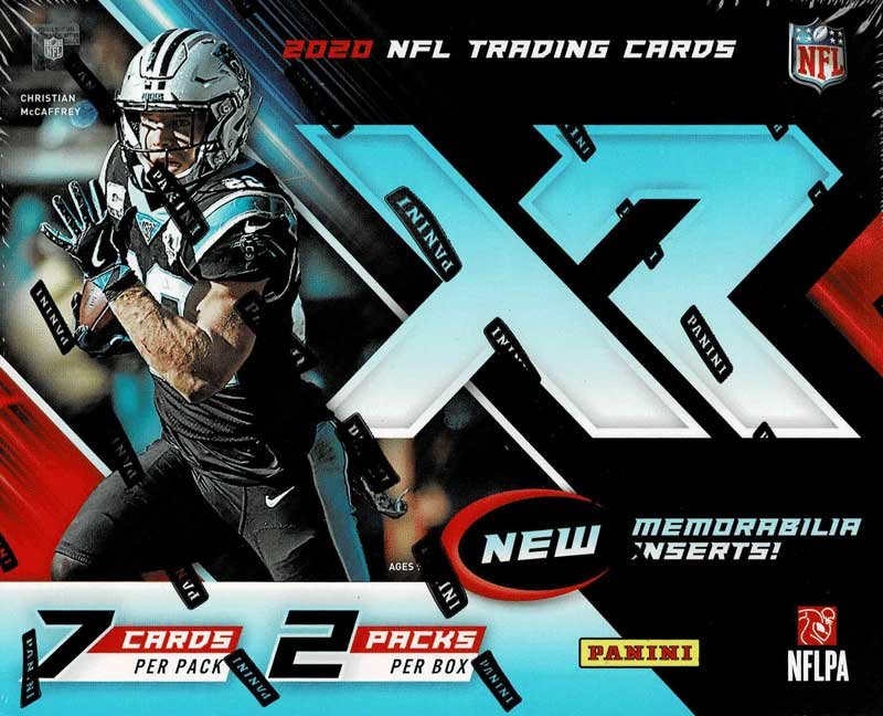 NFL 2020 Panini Illusions Football 11/11入荷!