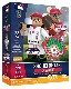 大谷翔平 OYO ミニフィギュア 2体セット ロサンゼルス・エンゼルス (ピッチング/レッド)&(バッティング/ホワイト) ディスプレイプレート付き OYO Baseball Minifigure (Shohei Ohtani Manga Boxed Collectors Set) 6/15入荷
