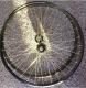 【Jベントスポーク・ハブ】700c DISCブレーキ 28Hリム