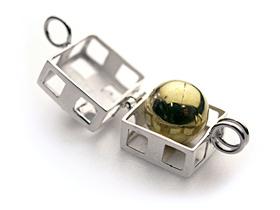 ガムランボール PRECIOUS BOX(大切な箱)※シルバークロス付き◆  《メール便対応可》