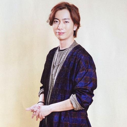 mollive SV BEADS NECKLACE NEWS 増田貴久さん着用アイテム。