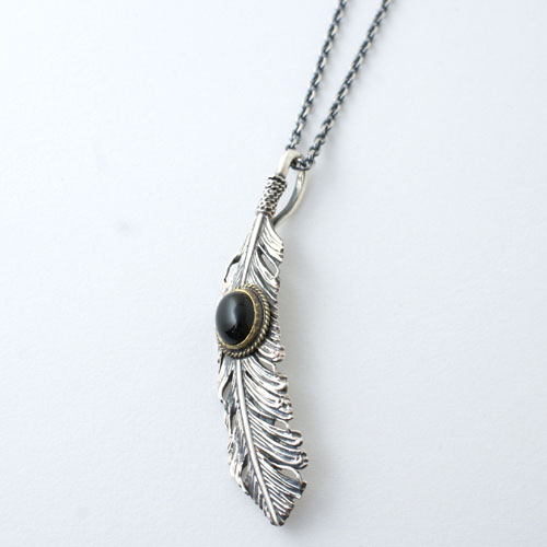 GARDEN OF EDEN CG別注 Feather Necklace
