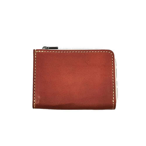 COMPACT LEATHER L WALLET