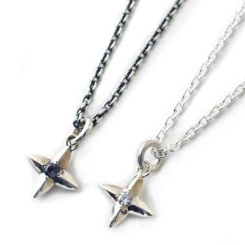 STAR-CROSS IOLITE NECKLACE 佐藤健さん着用