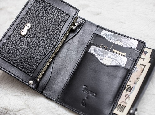 MIDDLE TRACKER WALLET