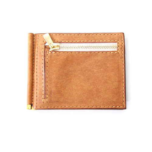 Pueblo Leather Money Clip