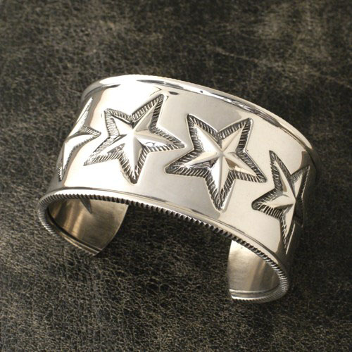 SIX STAR COIN EDGE BRACELET