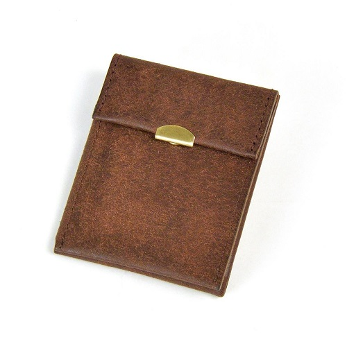 Pueblo Leather Compact Wallet
