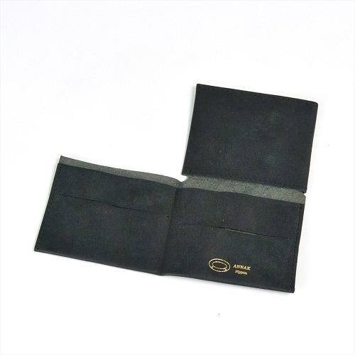 Pueblo Leather Compact Wallet