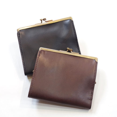 LEATHER VOYAGE PURSE WALLET