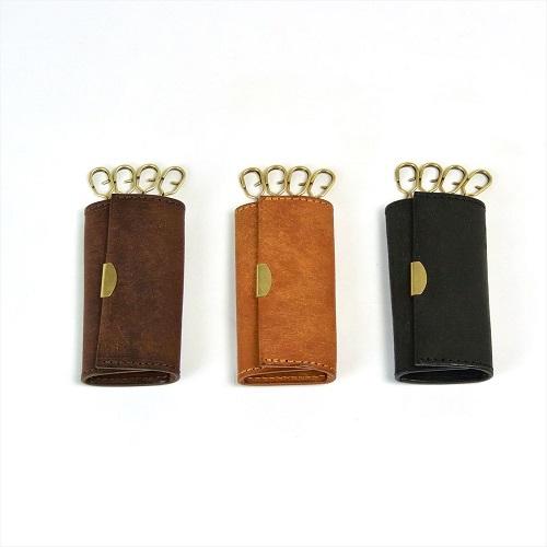 Pueblo Leather Key Case