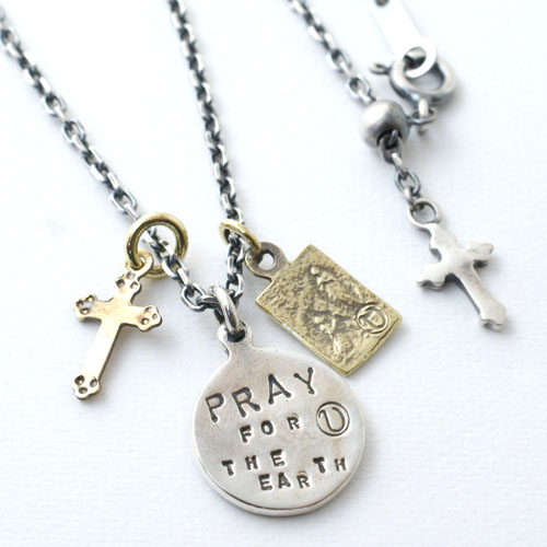 PRAY NECKLACE 嵐櫻井翔・;斎藤 工さん着用