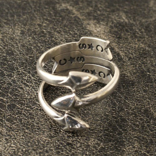THREE ARROW RING