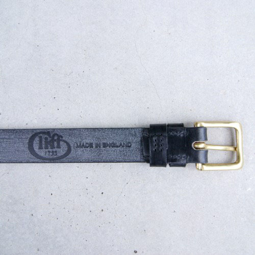 STIRRUP BELT BLACK