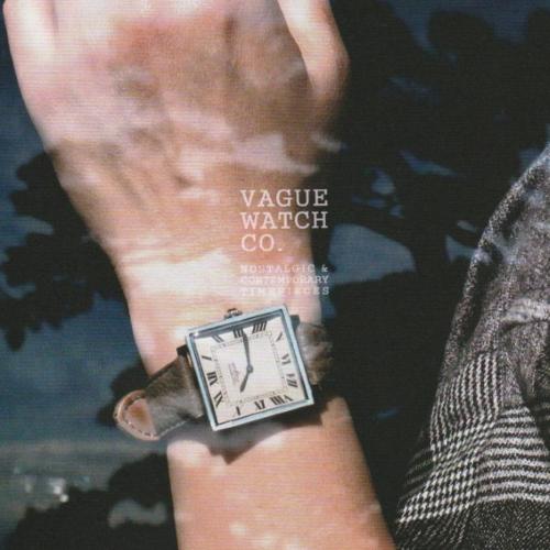 VAGUE WATCH Co.・Carré Extension