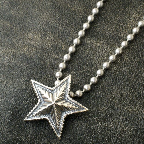 SMALL STAR PENDANT