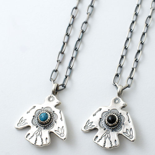 LARGE THUNDER BIRD NECKLACE