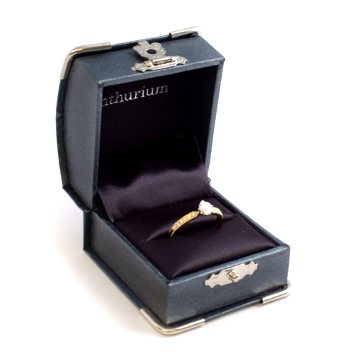 COMBI MILGRAIN RING 3.0mm