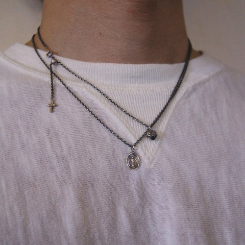 MEDAI SMALL NECKLACE