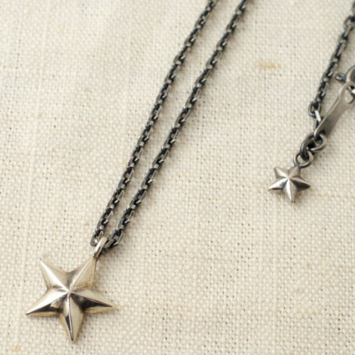 NEW MILITARY STAR SV NECKLACE