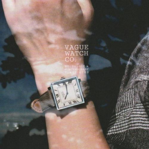 VAGUE WATCH Co.・Carré
