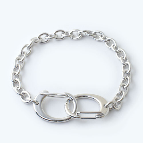 KEITH HAND CAFF 5WAY BRACETLET (NECKLACE/WALLET CHAIN/ANKLET/KEY CHAIN)