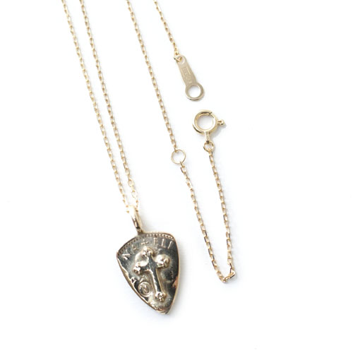 COIN-CUT PIC NECKLACE LIMITED / K10
