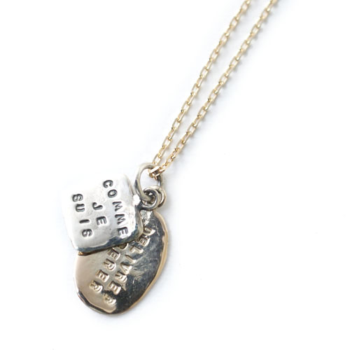 MESSAGE NECKLACE LIMITED / K10