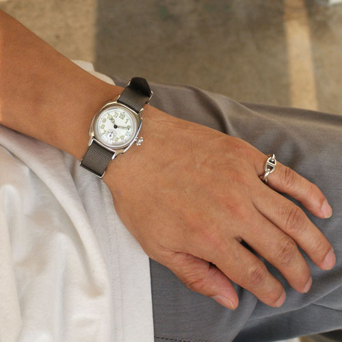 VAGUE WATCH Co.・Coussin MIL Men'sCGカスタム