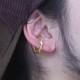 TWIST EAR CUFF (RING)