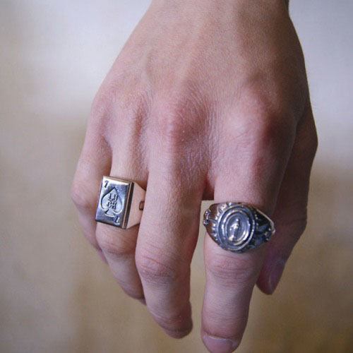MEXICAN MARIA RING
