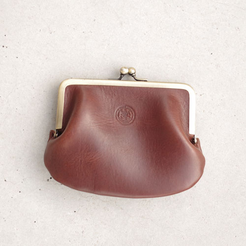 LEATHER VOYAGE COIN PURSE