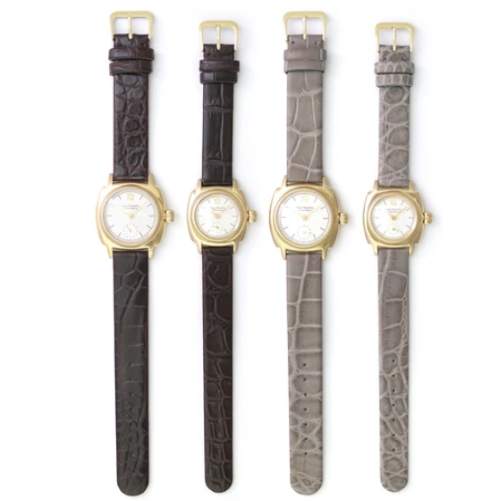 VAGUE WATCH Co.・COUSSIN YG Croco