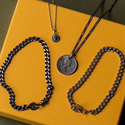 6PENCE NECKLACE SV SnowMan渡辺翔太さん着用