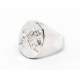 SIGNET RING L/Silver