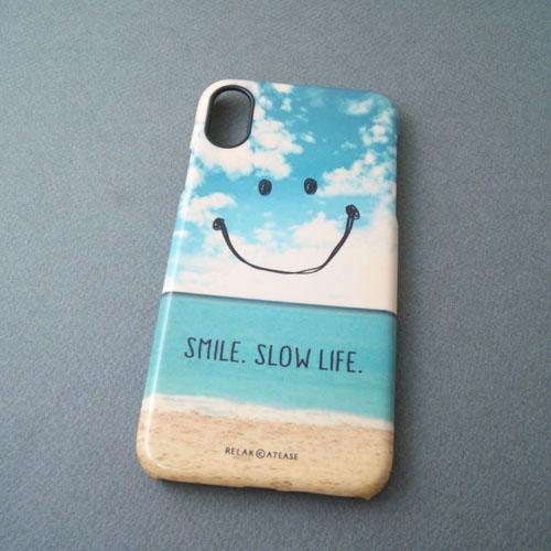 SMILE BEACH iPhone各種・ポリカーボネートタイプ