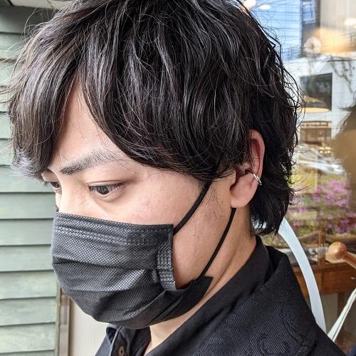 SIMPLE EAR CUFF 1P CG限定 佐藤健さん着用