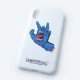 SCREAMING HAND GUWASHI  iPhone case