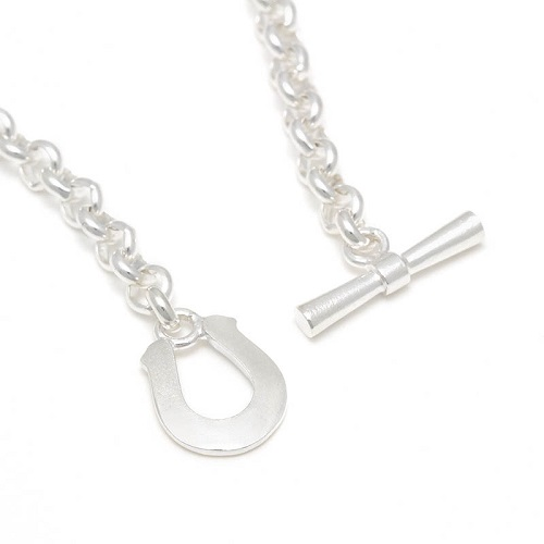 Classic Chain Necklace - Round