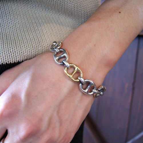 ONE-OFF H MARINA CHAIN BRACELET