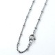 BEADS CHAIN LONG NECKLACE
